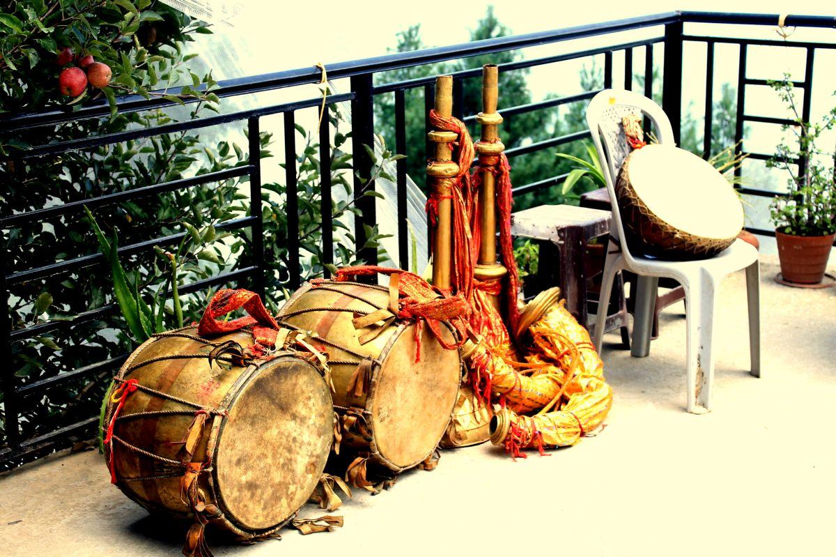 1. Musical instruments Himachal Pradesh